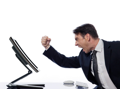 computer and automotive technology fail us