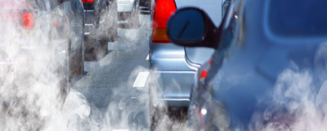 Internal Combustion Engine Pollution