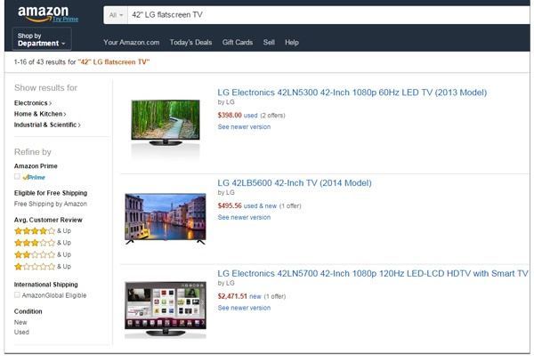 Amazon-TV-search-by-details