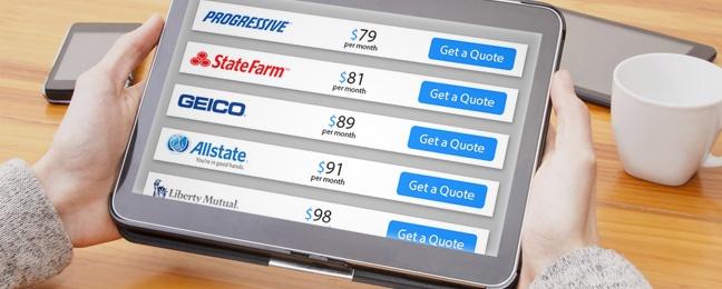 Car Insurance Quotes Comparison Classy 48 Features Every Car Insurance Quote Comparison Website Should